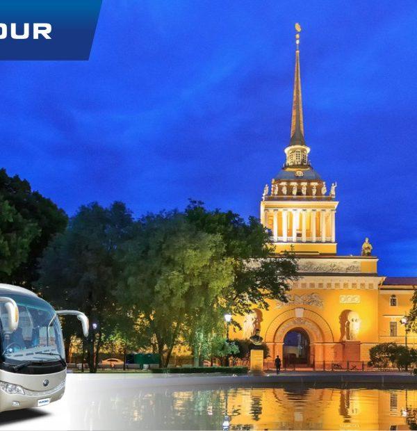 Обзорная экскурсия Вечерний Петербург